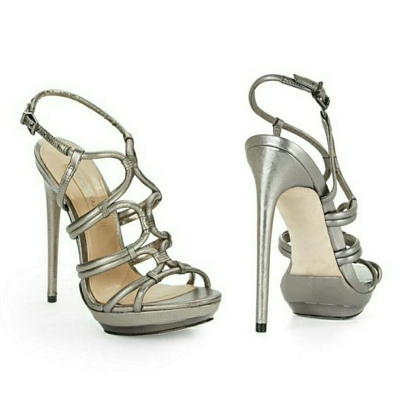 553e67b94e6 BCBGMaxAzria Shoes - BcBg Maxazria Farrow High Heel Strappy Sandal